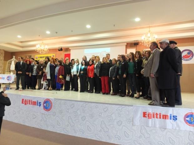 Eğitim İş Konya Şubesinden 8 Mart'ta Çocuk Gelinler Temalı Etkinlik