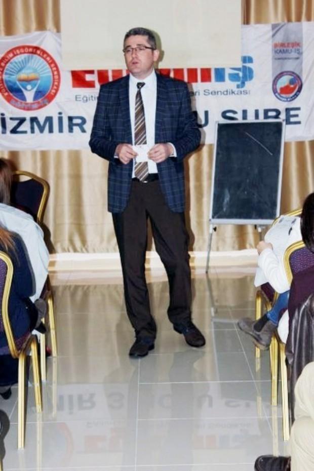 Sendikal Akademi İzmir 3 Nolu Şubede