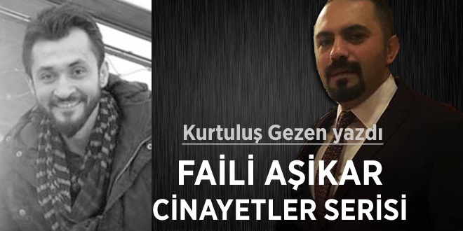 FAİLİ AŞİKAR CİNAYETLER SERİSİ