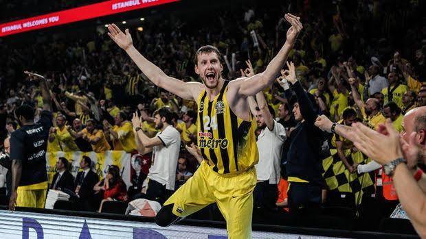 Fenerbahçe Avrupa şampiyonu oldu