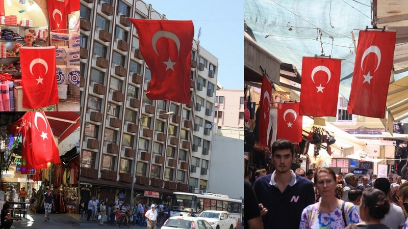 -HATAY VALİLİĞİ'NDEN BAYRAK ÇAĞRISI