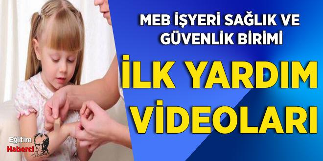 MEB İşyeri Sağlık ve Güveliği Videoları