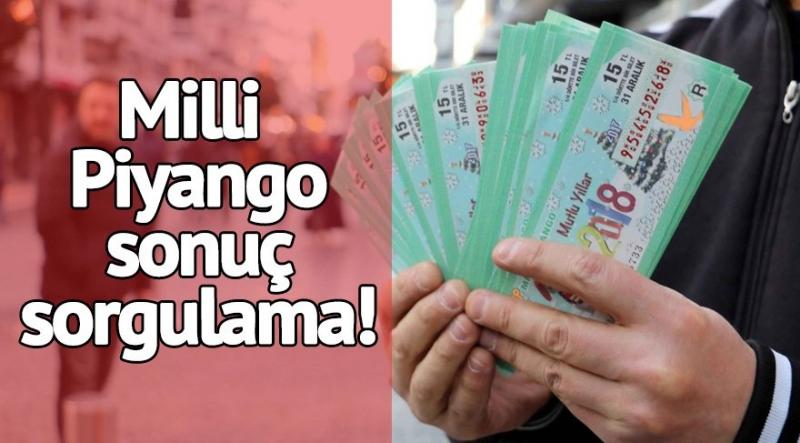 Milli Piyango 2018 yılbaşı özel çekiliş sonuçları sıralı tam listesi! Amorti ve ikramiye kazanan numaralar MPİ bilet sorgulama ekranı