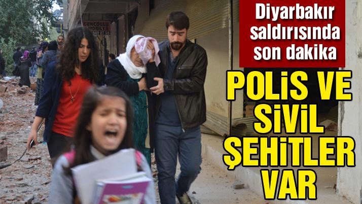 Son dakika… Diyarbakır'da patlama