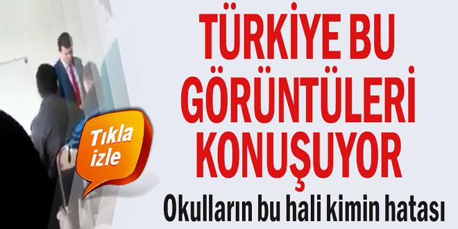 Türkiye bu görüntüleri konuşuyor