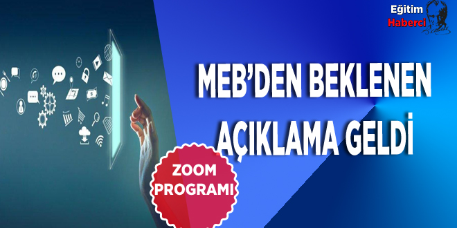 MEB'DEN BEKLENEN AÇIKLAMA GELDİ