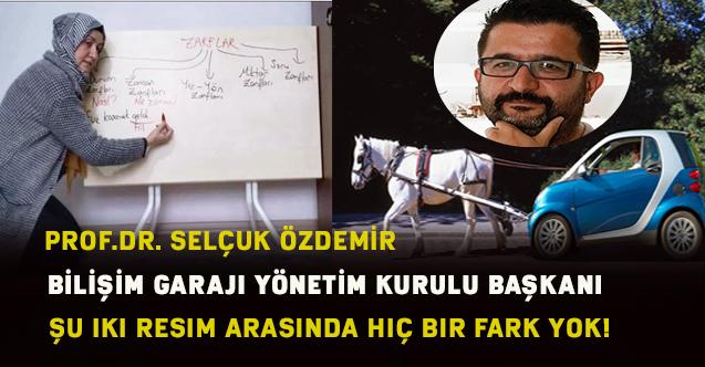 Prof Selçuk Öğretmeni ve Eğitim Sistemini Eleştirdi