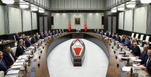 -BAKANLAR KURULU TOPLANTISI BEŞTEPE'DE BAŞLADI