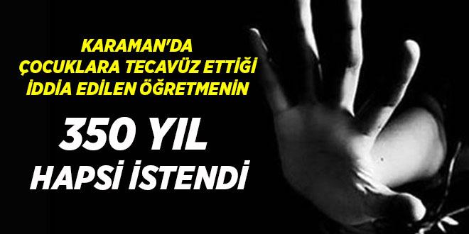 Karaman'daki tecavüz skandalında yeni gelişme