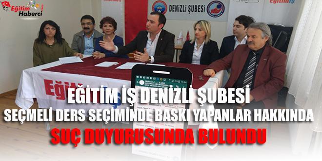 """""""SEÇTİRMELİ"""" DERS UYGULAMANIZDAN VAZGEÇİN."""