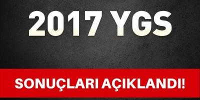 2017 YGS Sonuçları Açıklandı
