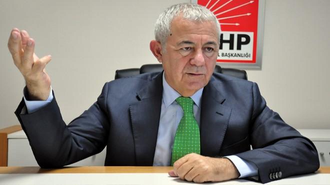 -CHP İZMİR İL BAŞKANI İSTİFA ETTİ
