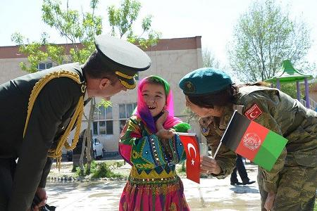 -TSK'DAN 'MİNİK KOMANDO' ETKİNLİĞİ