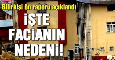 Adana'daki facianın nedeni belli oldu!