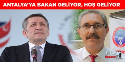 ANTALYA'YA BAKAN GELİYOR, HOŞ GELİYOR