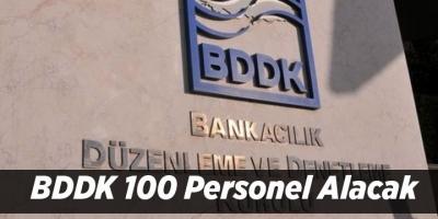 BDDK 100 Personel Alacak