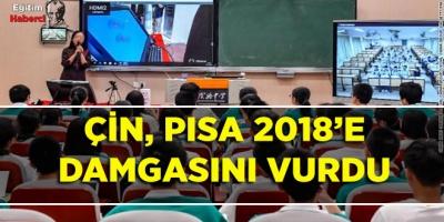 Çin, PISA 2018'e Damgasını Vurdu