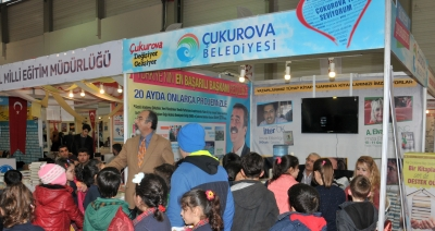 -ÇUKUROVA BELEDİYESİ TÜYAP'A HAZIRLANIYOR