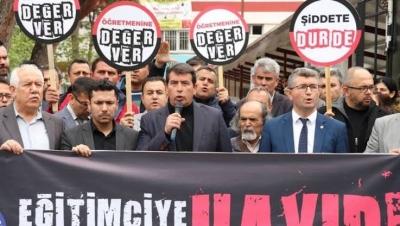 Denizli'de okul idarecilerine darp iddiası
