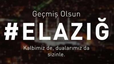 ELAZIĞ DEPREMİYLE SARSILDIK!