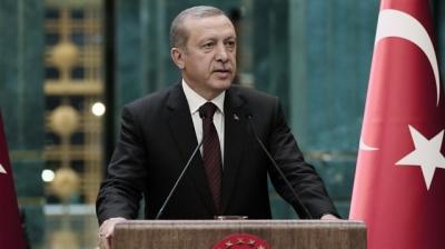 -ERDOĞAN'DAN 'BİRLİK VE BERABERLİK' VURGUSU