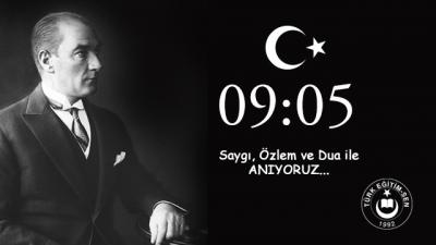 """GENEL BAŞKAN: """"DEHASI ASIRLARA SIĞMAYAN LİDERİ MİNNETLE ANIYORUZ."""""""