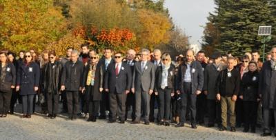 Hacettepeliler 10 Kasım'da Bir Araya Geldi
