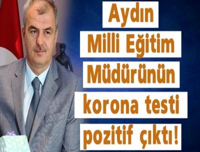 İl Milli Eğitim Müdürü Seyfullah Okumuş'un koronavirüs testi pozitif çıktı!
