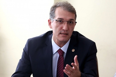 İRGİL, MEB ŞUBE MÜDÜRÜ ATAMALARINI MECLİS'E TAŞIDI