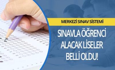 MEB, LGS Sınavıyla Liseye Öğrenci Alacak Okullar Listesi Belli Oldu