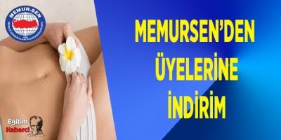 MEMUR SEN'DEN ÜYELERİNE İNDİRİM