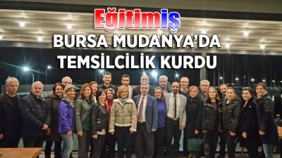 Mudanya ilçe Yönetim ve Delege seçimlerini gerçekleştirdi
