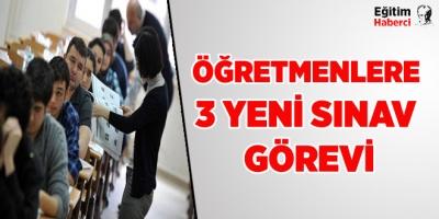 ÖSYM'den Öğretmenlere 3 Oturum Yeni Sınav Görevi