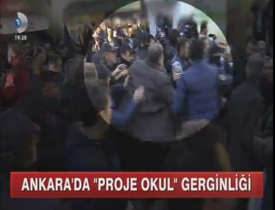 POLİS TARTAKLAMASINA MARUZ KALAN İRGİL'DEN AÇIKLAMA