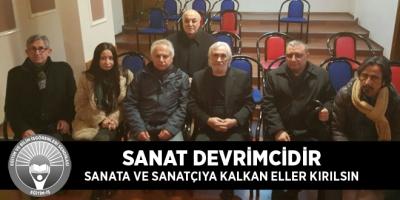 SANAT DEVRİMCİDİR