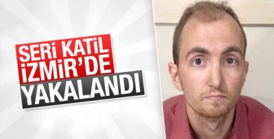Seri katil Atalay Filiz İzmir'de yakalandı