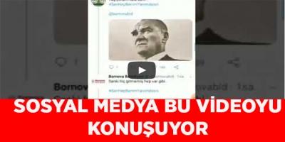 Sosyal Medya Bu Videoyu Konuşuyor