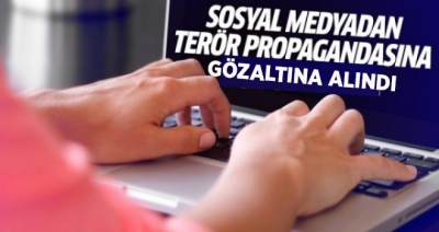 -SOSYAL MEDYADA AFRİN OPERASYONUNA TERÖR PROPAGANDASI YAPAN 24 KİŞİ GÖZALTINA ALINDI