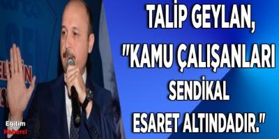 Talip Geylan,