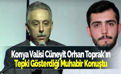 Valinin Azarladığı Gazeteci Özür Diledi