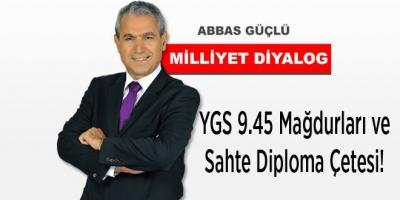 YGS 9.45 Mağdurları ve Sahte Diploma Çetesi!