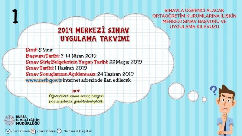 2019 ORTAÖĞRETİME GEÇİŞ HAKKINDA MERAK EDİLENLER!