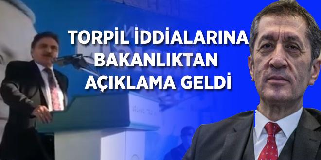 Bakanlık Belediye Başkanın Torpil İddialarına Açıklama Yaptı