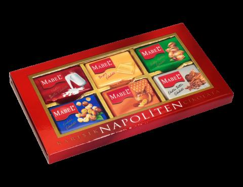 En İyi Napoliten Çikolata Fiyat ve Çeşitleri için Mabel Çikolata!