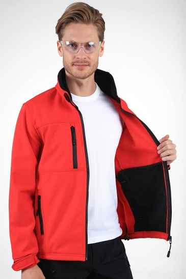 En İyi Softshell Mont Erkek Modelleri Yıldırımlar Giyim'de!