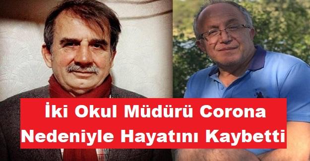 Konya'da İki Okul Müdürü Corona Nedeniyle Hayatını Kaybetti