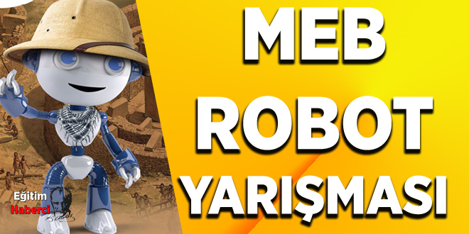 MEB ROBOT YARIŞMASI