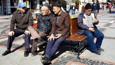 ANKARA'DA 65 YAŞ ÜSTÜNE SOKAĞA ÇIKMA KISITLAMASI GELDİ