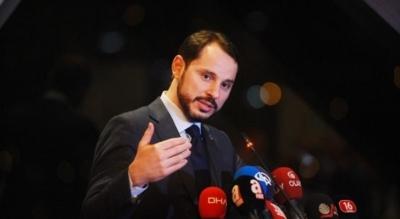 Berat Albayrak'ın istifası kabul edildi