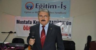 Eğitim İş Uşak Şube Başkanlığına Ercan Uzun Seçildi!